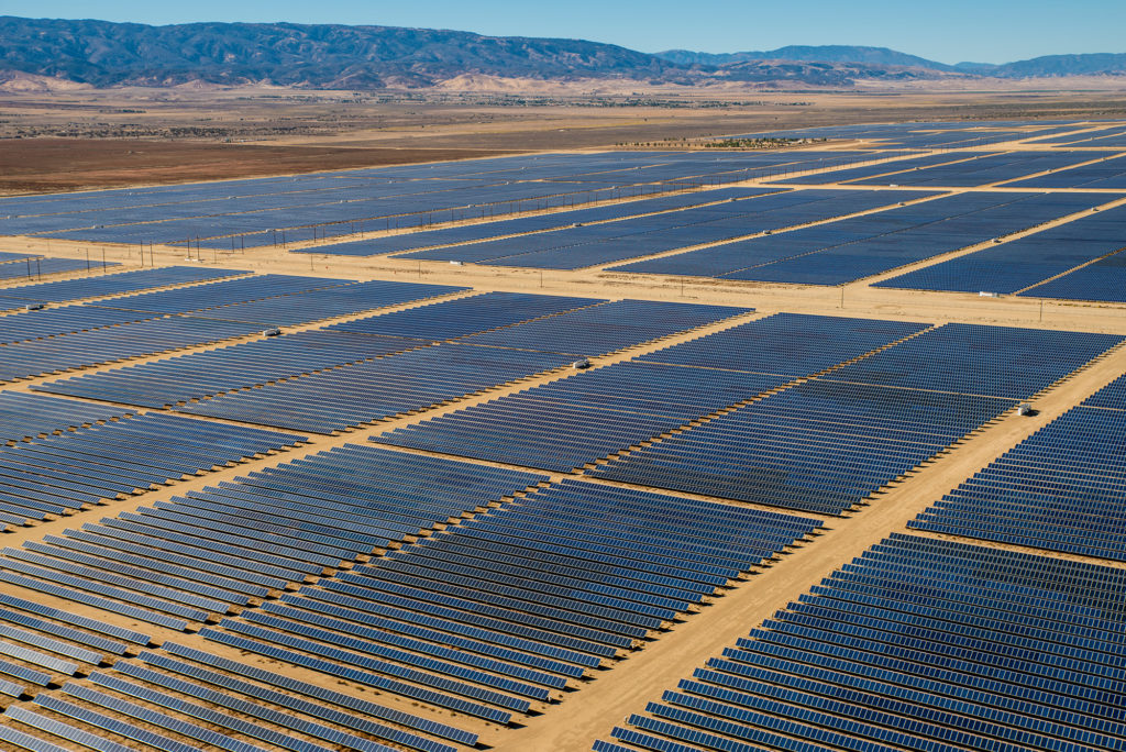 Canadian Solar And Pka Complete A Large Scale Solar